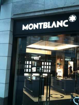 Montblanc - Sydney New South Wales, Australia