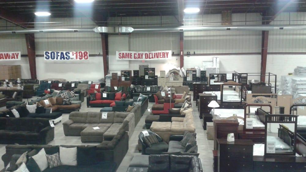 American Freight Furniture And Mattress 11 Photos Furniture Stores 1475 Lake Lansing Rd