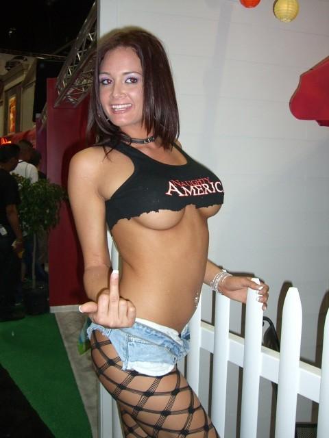 Naughty America Booth