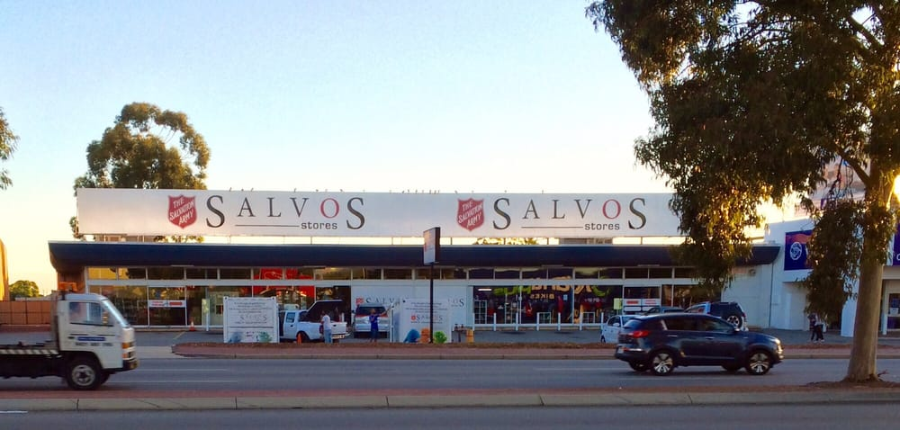Salvos Cannington Thrift Stores 1299 Albany Hwy