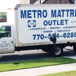 Photo Of Metro Mattress Outlet Athens Ga United States Our Trucks Out