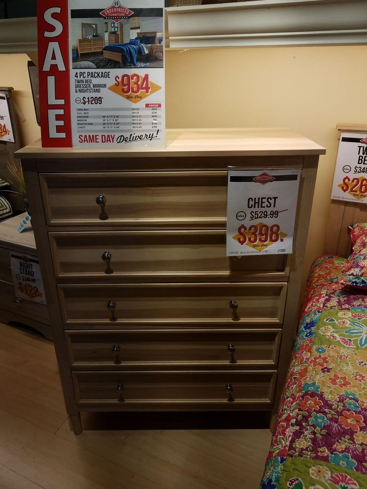 Photos For Underpriced Furniture Yelp