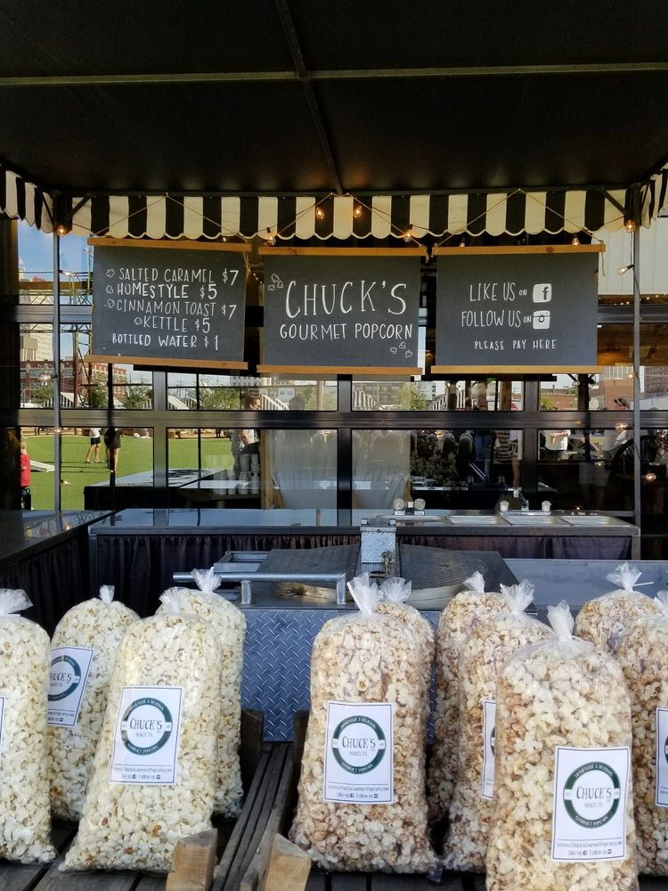 Kettle Corn Was Great Yelp