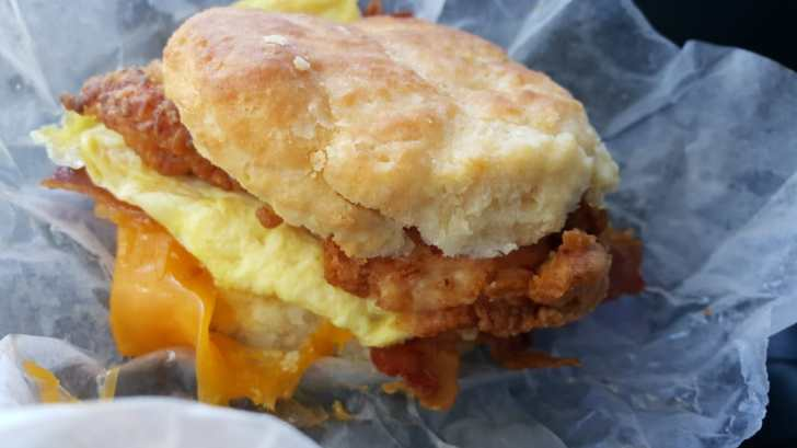 Sunrise Biscuit Kitchen Chapel Hill United States Bad