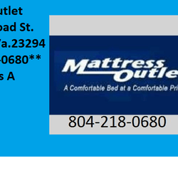 Photo Of Mattress Outlet Richmond Va United States