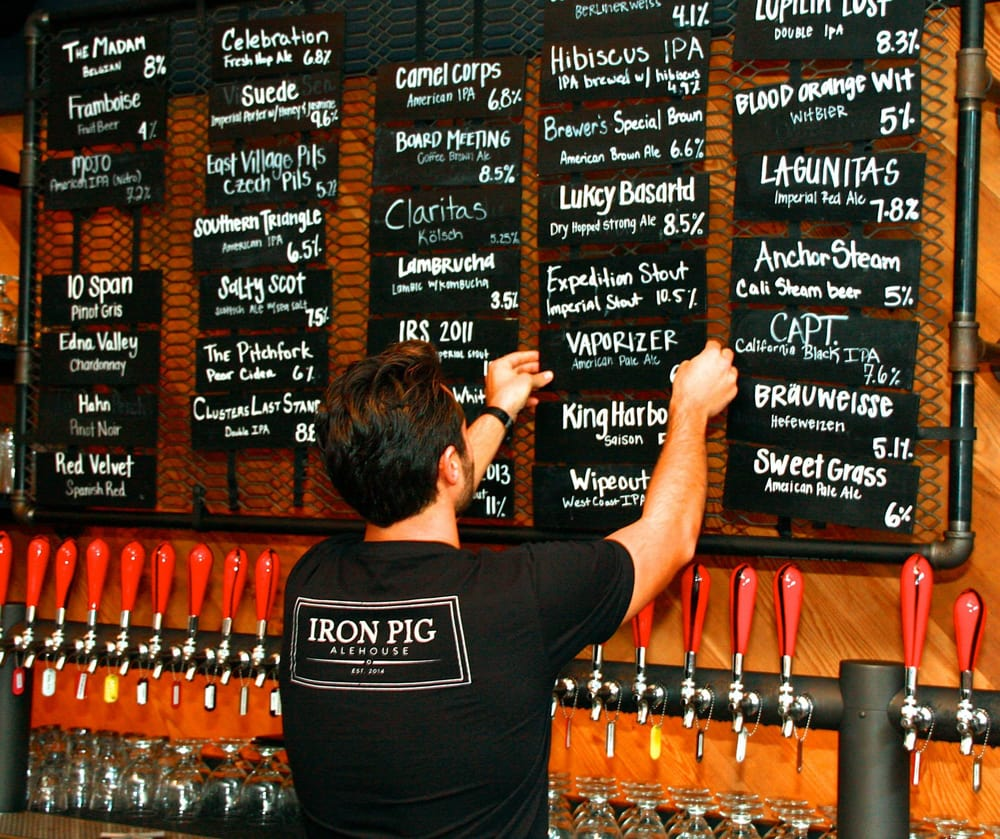 Iron Pig Alehouse