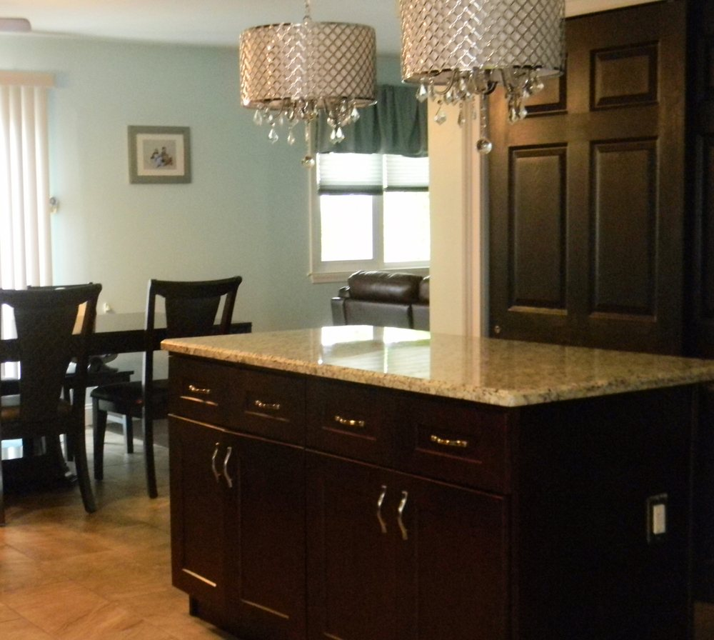 kitchen remodeling fairless hills pa - yelp