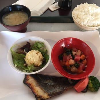 Photo Of At Home Kitchen Gardena Ca United States Black Miso Cod