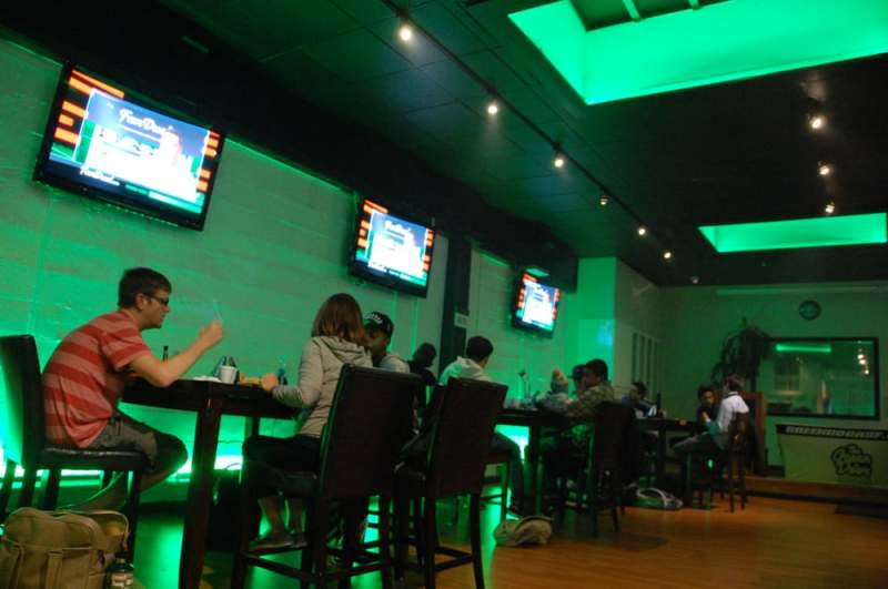 Photo of Green Door - San Francisco, CA, United States. The Lounge 847 is the Best Place to watch the Game!