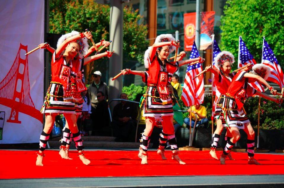 2015 SF Taiwanese American Cultural Festival