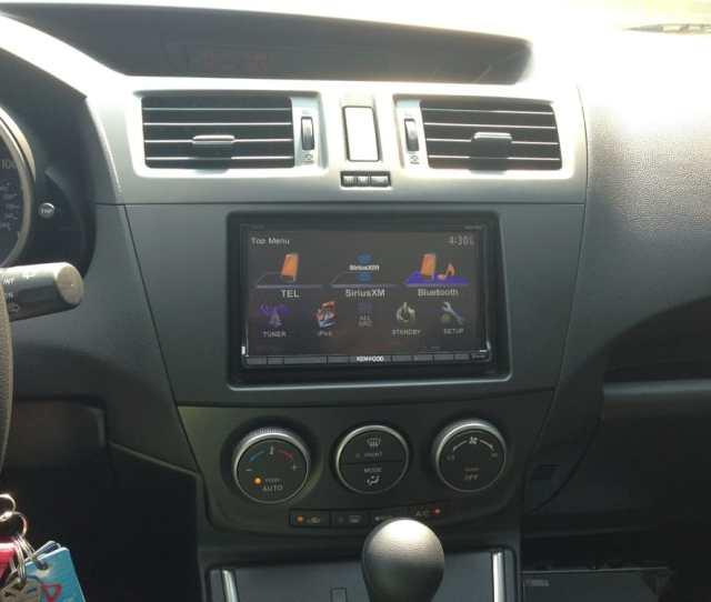 Photo Of Capital Mazda Of Cary Cary Nc United States Aftermarket Radio