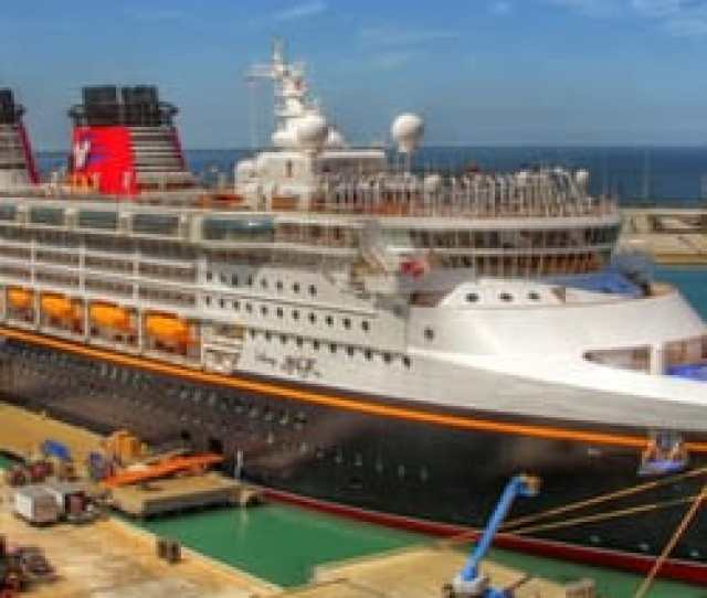 Photo Of Disney Cruise Line Port Canaveral Fl United States