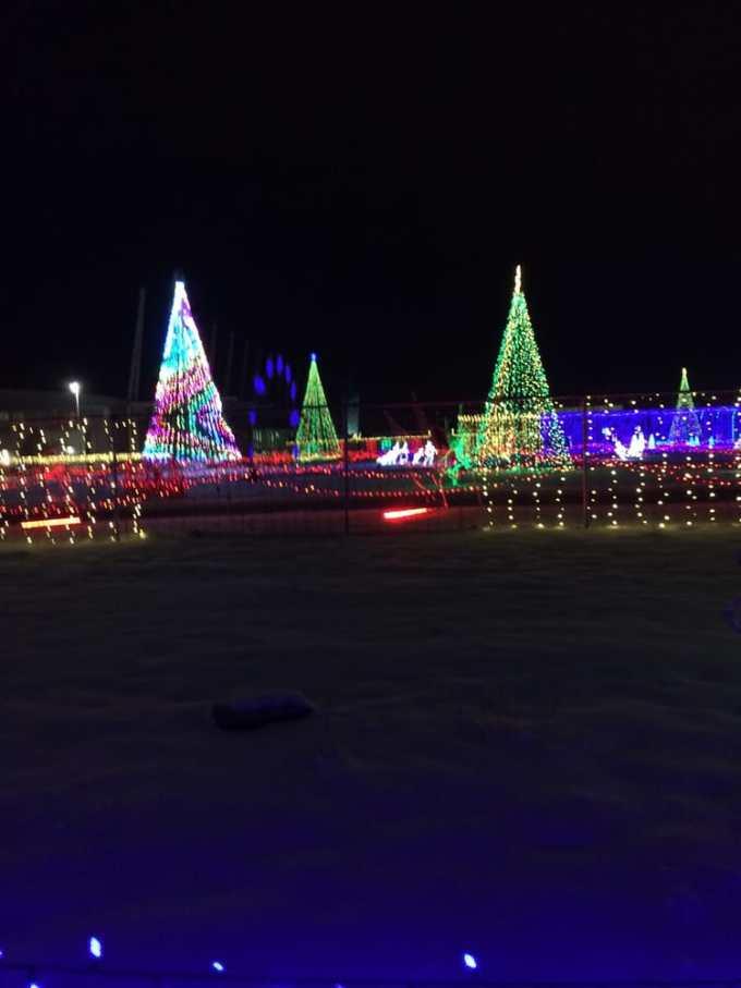 Kearns Rec Center Christmas Lights | Christmaswalls.co