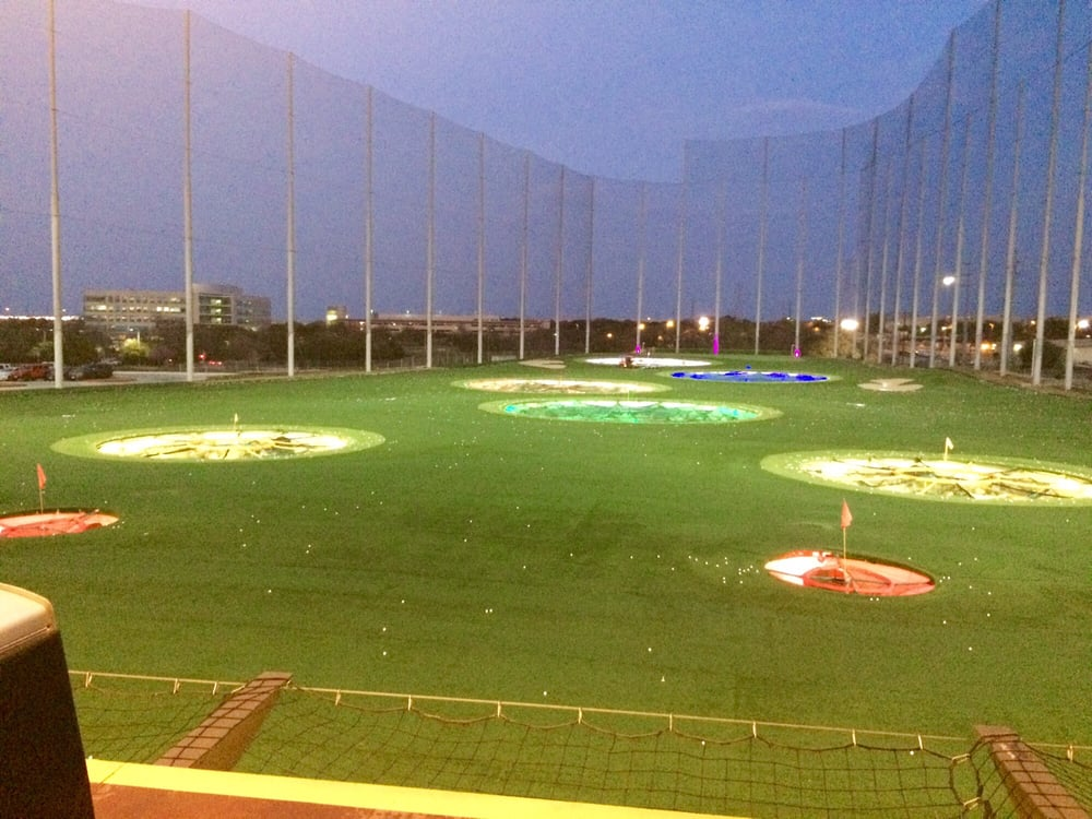 The Top Golf Course
