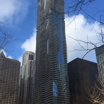 Photo Of Aqua At Lakes East Apartments Chicago Il United States The