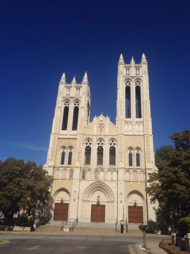 First United Methodist Church of Fort Worth - Fort Worth, TX, United States. One of the most beautiful churches here in FW!