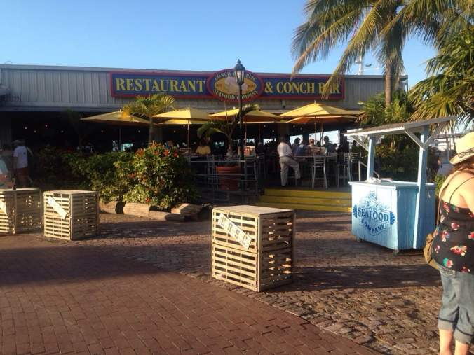 Conch Republic Seafood Company - Key West, FL, United States
