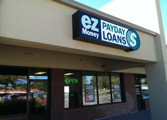Ez Money Payday Loans Closed Cheque Cashing Pay Day