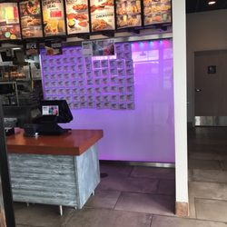 Taco Bell   CLOSED   Mexican   345 Main St  Waterville  ME     Photo of Taco Bell   Waterville  ME  United States  Counter area