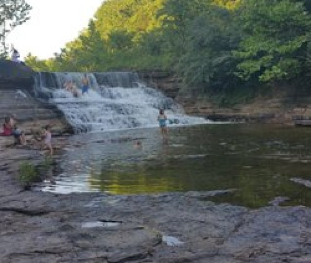 Photo Of Spillway Murphysboro Il United States Upper Level Of The Falls