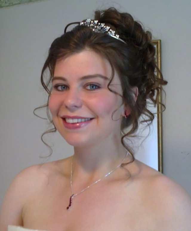 photos for gretna green wedding hair & make-up by au naturel