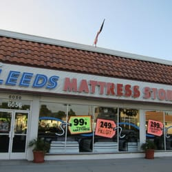 Leeds Mattress S Closed Mattresses 6056 Beach Blvd Buena