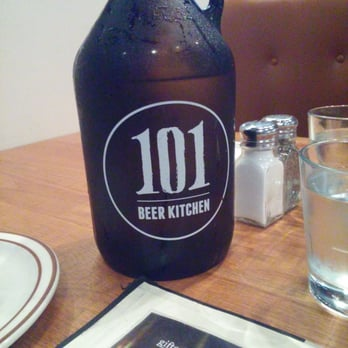 101 Beer Kitchen Dublin United States Lotta Water