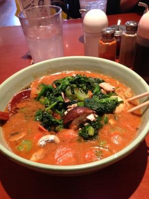 Vegetable Tan Tan