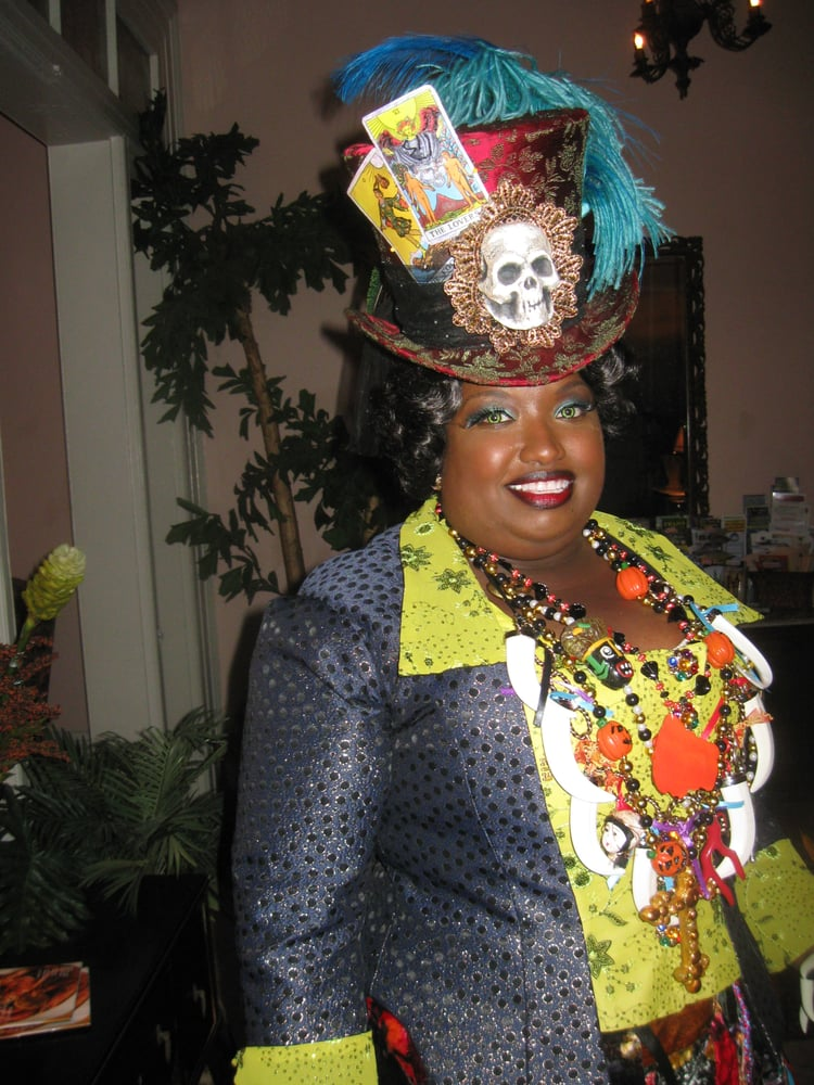 LaKiesha Roberts Voodoo Queen Travelled All The Way From