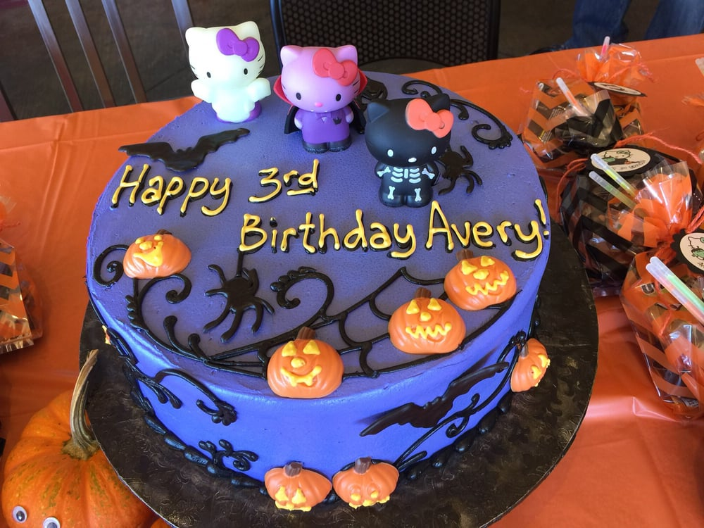Admirable Halloween Themed Birthday Cakes The Cake Boutique Funny Birthday Cards Online Fluifree Goldxyz