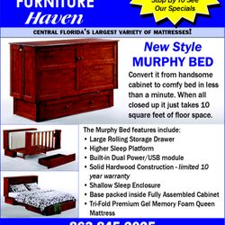Photo Of Bed Furniture Haven Winter Fl United States Murphy