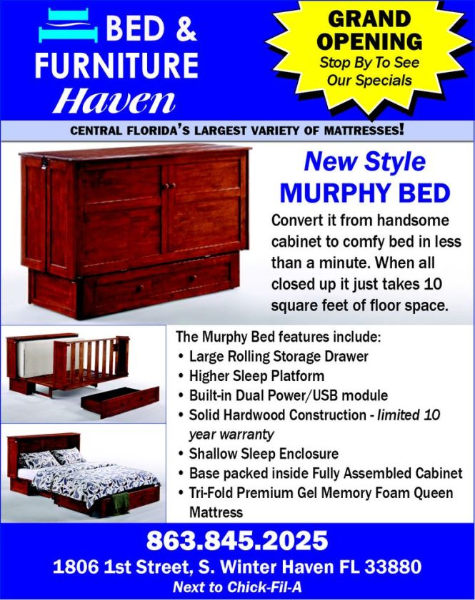 Bed Furniture Haven Mattresses 1806 1st St S Winter Fl Phone Number Yelp