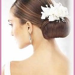 photo of austin wedding hair makeup austin tx united states simple