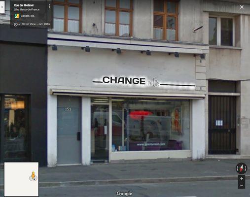 photo of bureau de change lille france