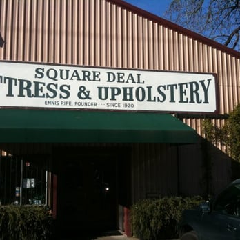 Photo Of Square Deal Mattress Factory Chico Ca United States