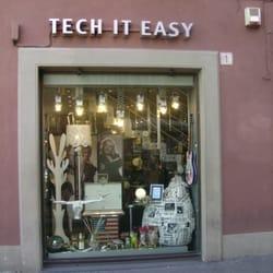 Tech It Easy Oggettistica Per La Casa Via Del Gambero 1