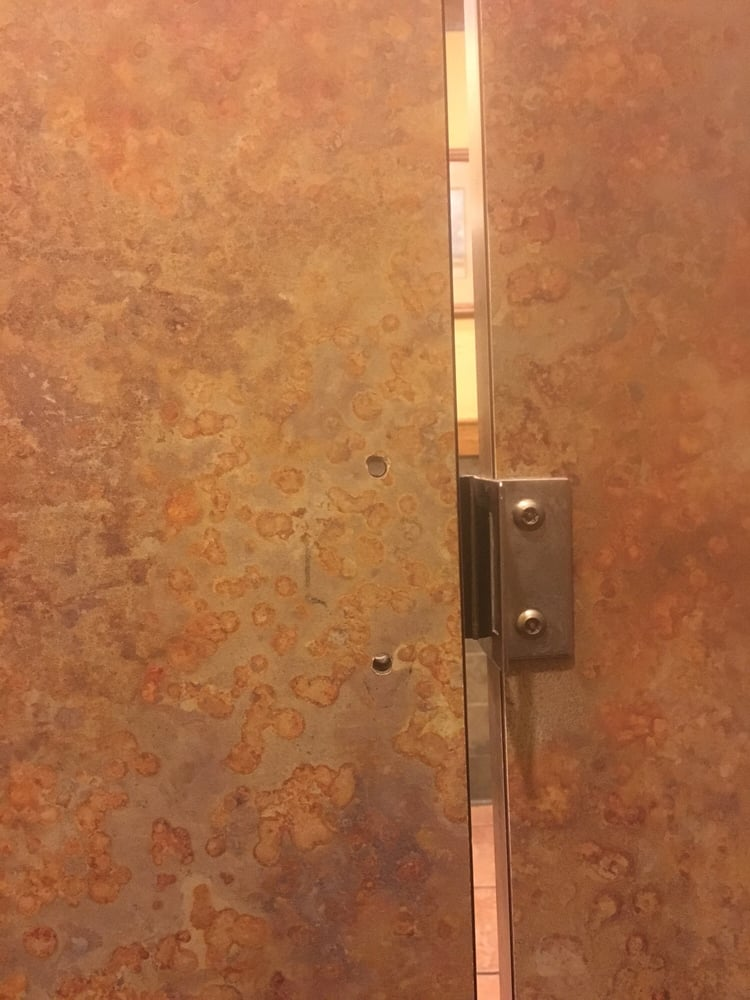 Image result for outback steakhouse bathroom stall