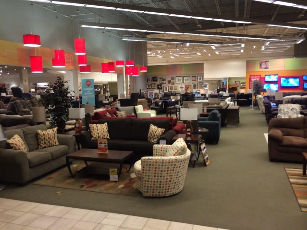 Art Van Furniture Furniture Stores Warren MI Yelp
