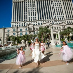 photo of caesars palace weddings las vegas nv united states