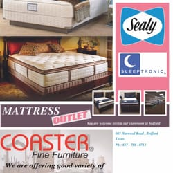 Photo Of Sealy Mattress Outlet Bedford Tx United States