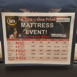 Photo Of Mattress King Smyrna Tn United States Audrina Pillow Top Pricing