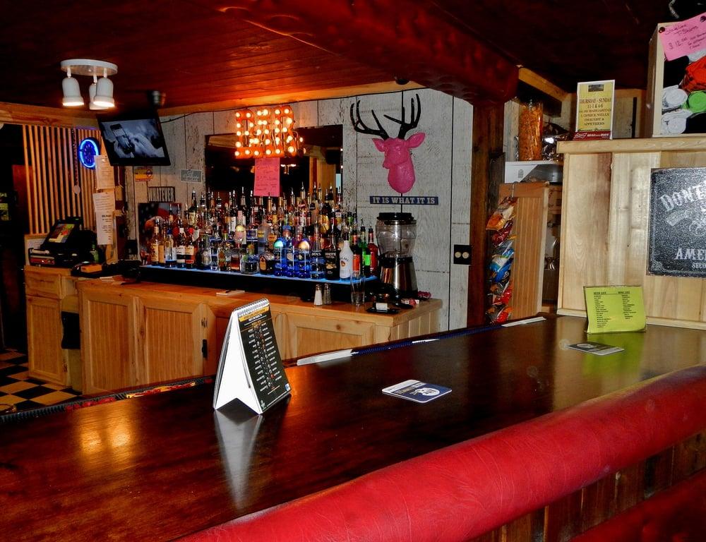 Stateline Bar & Grill - Dove Creek, CO, United States. Bar Interior 1