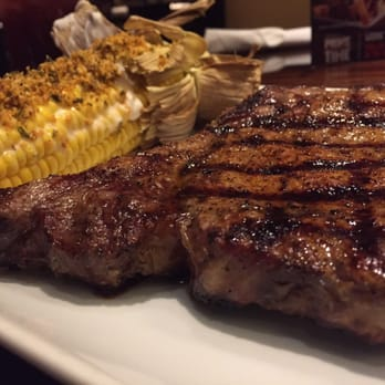 Photo Of Longhorn Steakhouse Phoenix Az United States Grilled Corn And Outlaw