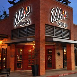 Photo of Ula's Washington - Houston, TX, United States. Ula's Offers a large welcoming Outdoor Patio with a projector screen to watch the latest games as you enjoy the delicious food.