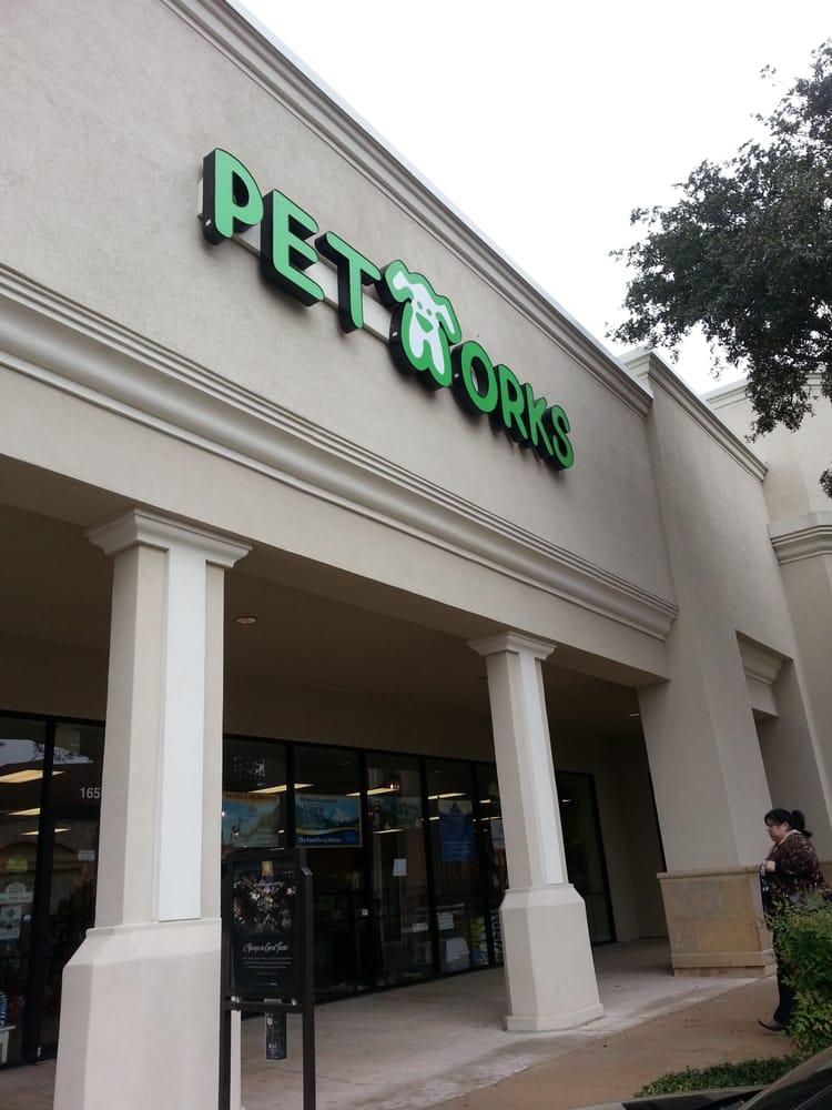 Pet Works Pet Stores 999 E Basse Rd San Antonio Tx
