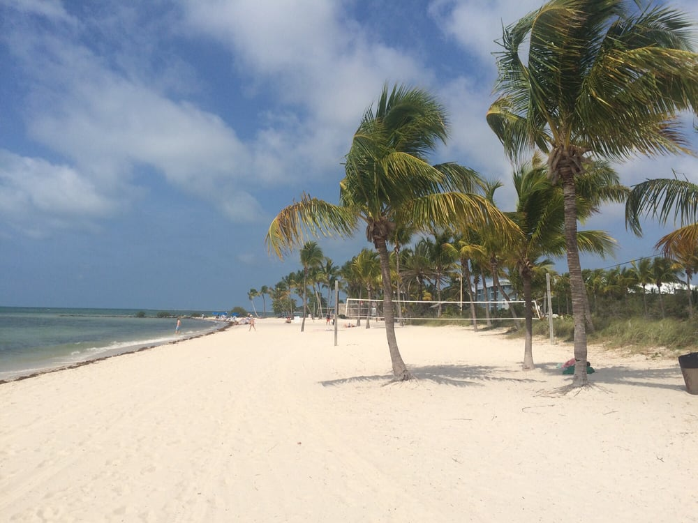 Smathers Beach - Key West, FL, United States