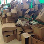 Boxes Galore!