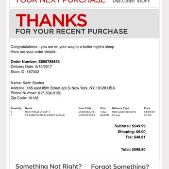 Photo Of Mattress Firm 57th Street New York Ny United States