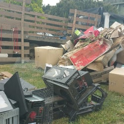 Photo Of Fred S Junk Removal San Go Ca United States Picked Up