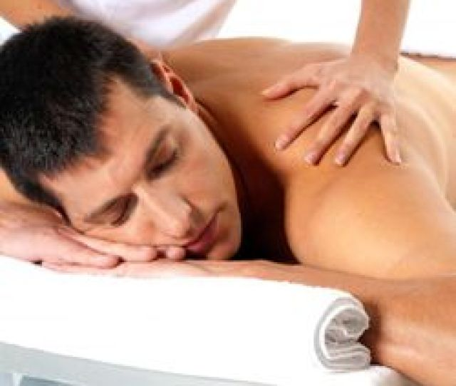 Photo Of Asian Spa Gettysburg Pa United States Man Getting Relaxing Massage